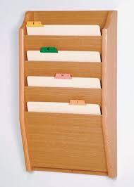 Wooden Mallet Ch14 2 4 Pocket Chart Holder