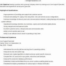 Network Specialist Resume Technical Support Specialist Resume Network Support Engineer