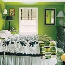 green wall paintApple Green Paint Design Ideas