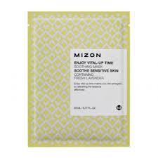 Тканевая <b>маска</b> для лица <b>Mizon Enjoy Vital</b>-Up Time Soothing Mask