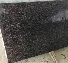 Polished, honed, brushed, antique, flamed and bush hammered. Coffee Brown Granite Slabs Tiles From India 503010 Stonecontact Com