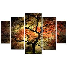 bjinj fancy multi panel wall art