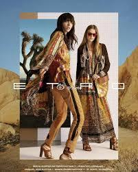 Etro Spring 2017 Ad Campaign