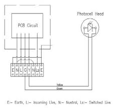 photocell sensor to control several lighting circuits electrical photocell wiring diagram pdf at Wiring A Photocell Light Switch