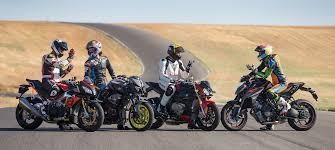 motorcycle comparison tests cycle world