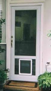 exterior back door with dog door. image result for 32 exterior door with dog back o