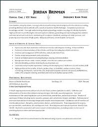 Sample Nurse Practitioner Resume Duties Of Er Nurse Nurse Job ...