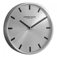 modern london clock company sleek