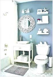 Beach Style Bathroom Adorable Sea Theme For Bathroom Architecture Home Design