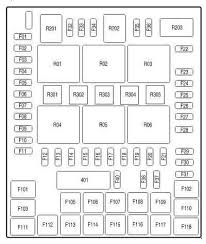 ford f 150 11th generation (2004 to 2008) fuse box diagrams 2003 ford f150 fuse box diagram at 2004 Ford F150 Fuse Box Diagram