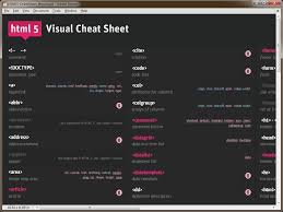 Html5 Cheat Sheet Tips Tricks Cheat Sheets For Web People