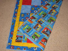 Thomas the Train Quilt & Name: Attachment-83105.jpe Views: 2168 Size: 76.7 KB Adamdwight.com