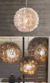 decorative pendant lighting. Decorative Capiz Shell Lotus Flower Pendant Light Fixtures Lighting I
