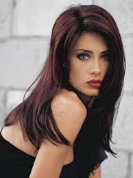 Dark Hair Style sexy straight long dark hair with highlightslove the cut 3887 by wearticles.com