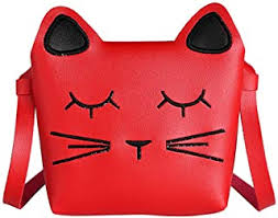 Red - Girls' Handbags / Handbags & Shoulder Bags ... - Amazon.co.uk