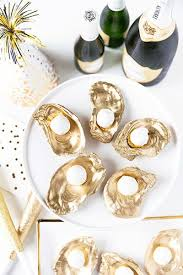 champagne truffles in oyster s