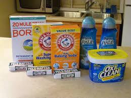 homemade laundry detergent