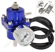Jdm <b>Universal 0-140 Psi Adjustable</b> Fuel Pressure Regulator W ...