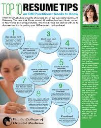 10 resume tips