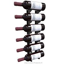 wall mounted wine bottle rack. Wine Bottle Rack Expression Products Ltd And Wall Mounted