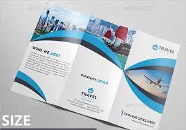 Company Profile Brochure Sample 9 Travel Company Brochures Designs ...