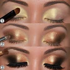 smoky eye makeup pea feline arabic moonlight eid tips for brown eyes 2016 all these are