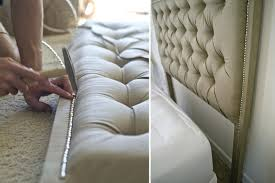 Upholstered Headboard And Frame Tufted Bedroom Set King. Tufted Headboard  Queen Diy Cheap Twin Diamond. Tufted Headboard Queen Bedroom Set White  Furniture ...