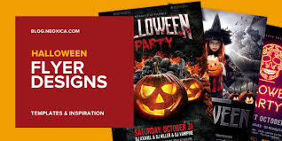 Halloween Flyers Templates Neoxica Top 12 Halloween Flyer Design Templates