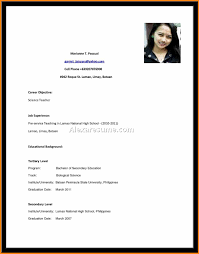 resume examples high school student 10 resume examples for high school students resume samples