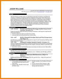 8 Ideal Resume Format Paige Sivierart