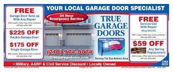 more garage door offers