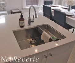 Abey Schock Signus Kitchen Sink And Mixer Package  Black  Sinks Abey Kitchen Sinks