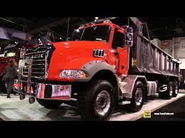 2018 Mack Dump Truck with Bibbeau Bed – Transportation Nation Network