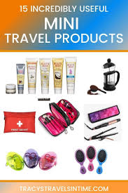Design Essentials Travel Size 15 Incredibly Useful Travel Size Products Travel