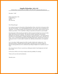 Nursing Cover Letters For Resumes Examples Cover Letter Examples Rn Fungramco 34