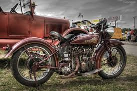 10 outstanding vintage motorcycles