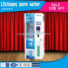 Water Vending Machines Locations Enchanting China 48gpd48gpd Water Vending Machine A48 China 48gpd