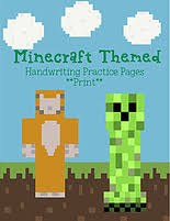 Minecraft Pictures To Print