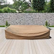 amazon patio furniture covers. modenzi allweather patio furniture cover 119u0026quot x 60u0026quot amazon covers