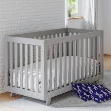 Gray baby furniture Davinci Beckett 3in1 Convertible Crib Buybuy Baby Gray Baby Cribs Youll Love Wayfair