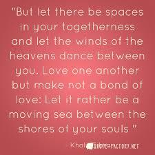 Citat Kahlil Gibran