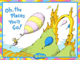 Small Picture oh the places youll go coloring pages Google Search Activity