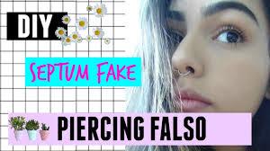 Piercing Septum La Guía Definitiva Para Ayudarte Tatuajes