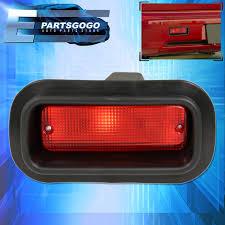Civic Rear Bumper Light Details About For Honda Civic Del Sol Crx Ef Si Jdm Edm Custom Red Lens Rear Bumper Fog Light