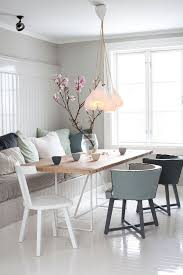 cozy dining room design featuring booth seating cozy small dining rooms o29 small