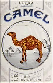 Camel Ultra Lights