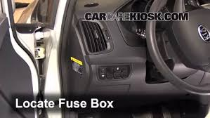 interior fuse box location kia rio kia rio lx interior fuse box location 2012 2012 kia rio5 2012 kia rio5 lx 1 6l 4 cyl