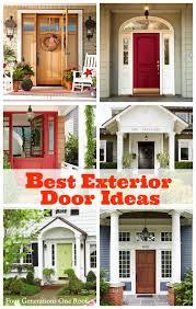 best exterior door ideas our front door makeover