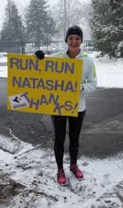 Boston Marathon Runner Profile: Natasha Walth - Silver Lining ...