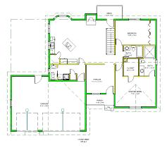 dwg house plans